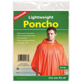 Coghlans Poncho Ligero, orange
